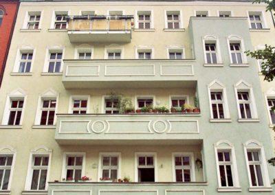 Улица Шредера 4 10115 Берлин-Митте | Schröderstraße 4
